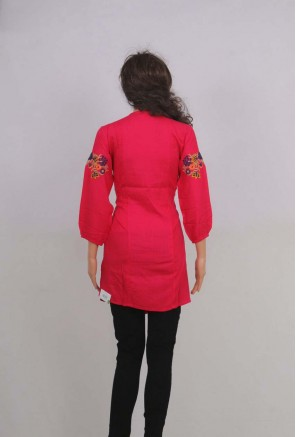 Rayon Designer Short kurti