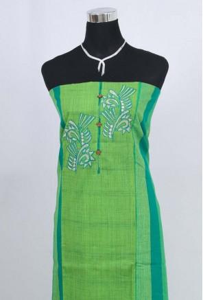 Cotton designer Unstitched Salwar Suit